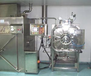 Saturated Steam Autoclave