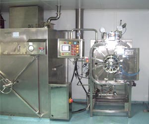Saturated Steam Sterilizer